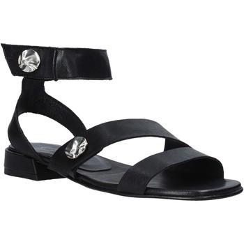 Sapatos Mulher Sandálias Mally 6825 Preto