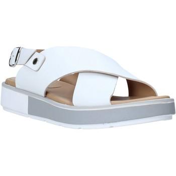 Sapatos Mulher Sandálias Mally 6803 Branco