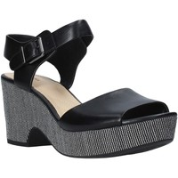 Sapatos Mulher Sandálias Clarks 26140113 Preto