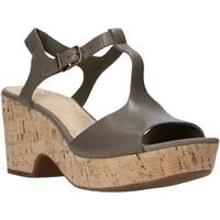 Sapatos Mulher Sandálias Clarks 26142158 Verde