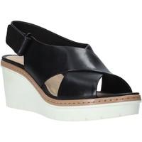 Sapatos Mulher Sandálias Clarks 26141167 Preto