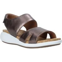Sapatos Mulher Sandálias Clarks 26140357 Castanho