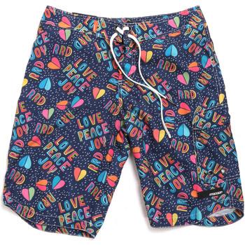 Textil Homem Fatos e shorts de banho Rrd - Roberto Ricci Designs 18322 Azul