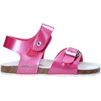 Sapatos Criança Sandálias Grunland SB0375 Rosa