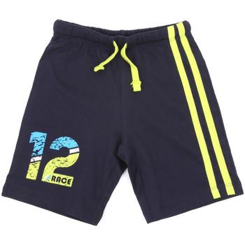 Textil Criança Shorts / Bermudas Melby 70F5574 Azul