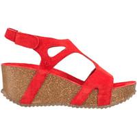 Sapatos Mulher Sandálias Docksteps DSE106246 Vermelho