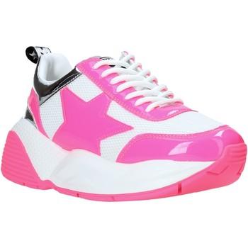 Sapatos Mulher Sapatilhas Shop Art SA020044 Rosa