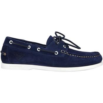 Sapatos Homem Sapato de vela Docksteps DSE106355 Azul