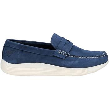 Sapatos Homem Mocassins Docksteps DSE106371 Azul