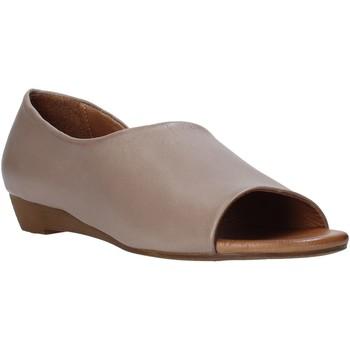Sapatos Mulher Sandálias Bueno Shoes J1605 Cinzento