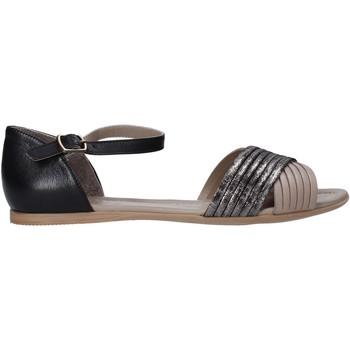 Sapatos Mulher Sandálias Bueno Shoes N0734 Preto