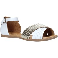 Sapatos Mulher Sandálias Bueno Shoes N0734 Branco