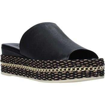 Sapatos Mulher Chinelos Bueno Shoes Q5905 Preto