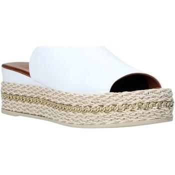 Sapatos Mulher Chinelos Bueno Shoes Q5905 Branco