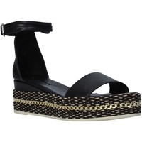 Sapatos Mulher Sandálias Bueno Shoes Q5908 Preto