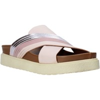 Sapatos Mulher Chinelos Bueno Shoes CM2206 Rosa