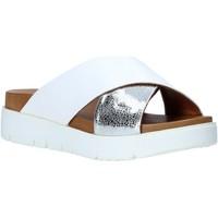 Sapatos Mulher Chinelos Bueno Shoes 9N3408 Branco
