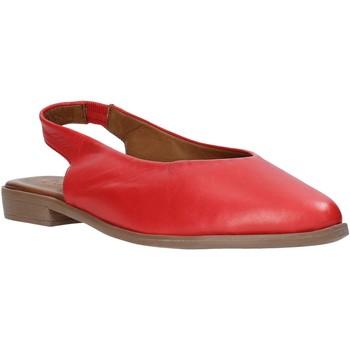 Sapatos Mulher Sandálias Bueno Shoes N0102 Vermelho