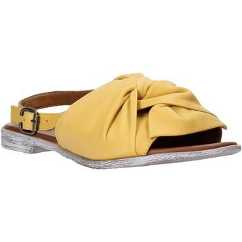 Sapatos Mulher Sandálias Bueno Shoes Q2005 Amarelo