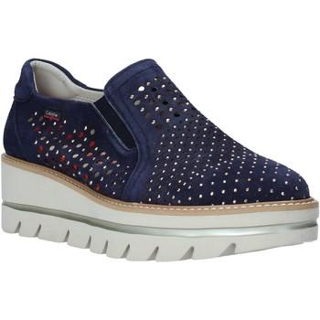 Sapatos Mulher Slip on CallagHan 14834 Azul