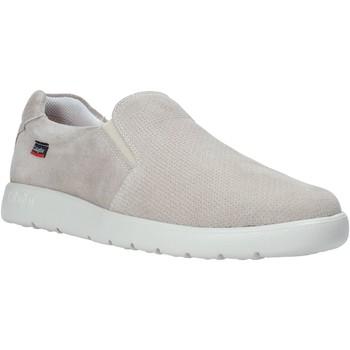 Sapatos Homem Slip on CallagHan 43701 Cinzento