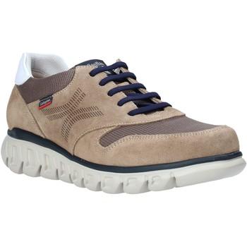 Sapatos Homem Sapatilhas CallagHan 12912 Castanho