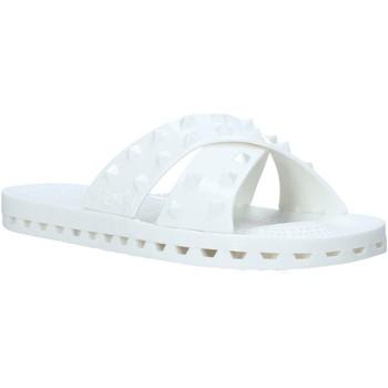 Sapatos Mulher Chinelos Sensi 4300/PY Branco