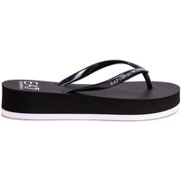 Sapatos Mulher Chinelos Emporio Armani EA7 XFQ008 XK085 Preto