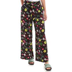 Textil Mulher Calças finas / Sarouels Liu Jo WA0058 T9147 Preto