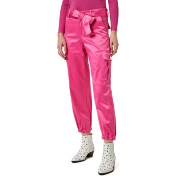 Textil Mulher Calça com bolsos Liu Jo WA0351 T4153 Rosa