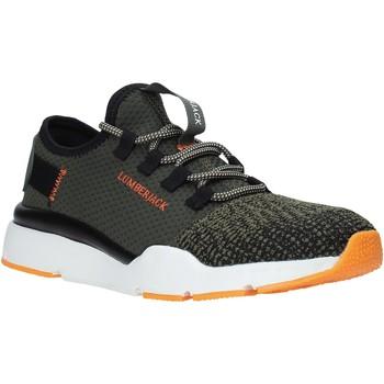 Sapatos Homem Sapatilhas Lumberjack SM63511 001 C01 Verde