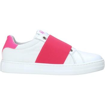 Sapatos Rapariga Sapatilhas Naturino 2012540 01 Branco