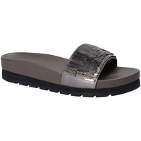 Sapatos Mulher chinelos Apepazza MMI02 Cinzento