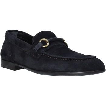 Sapatos Homem Mocassins Marco Ferretti 161226MW Azul