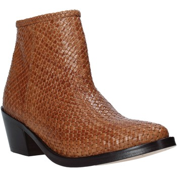 Sapatos Mulher Botins Marco Ferretti 172883MW Castanho