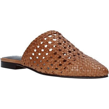 Sapatos Mulher Tamancos Marco Ferretti 161357MW Castanho
