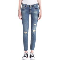 Textil Mulher Gangas boyfriend Calvin Klein Jeans J20J207110 Azul
