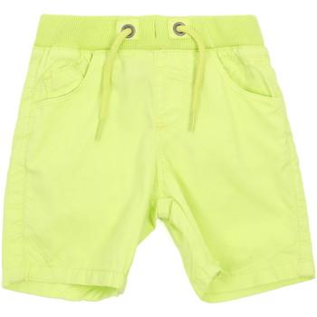 Textil Criança Shorts / Bermudas Losan 015-9657AL Verde
