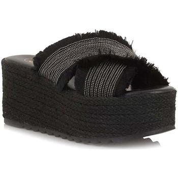 Sapatos Mulher Chinelos Exé Shoes G47006247001 Preto