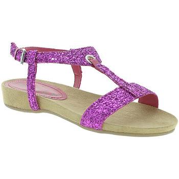 Sapatos Mulher Sandálias Mally 4681 Rosa