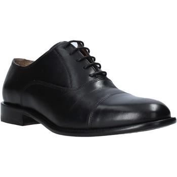 Sapatos Homem Sapatos Rogers 1002_5 Preto
