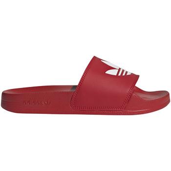 Sapatos Criança chinelos adidas Originals FU9179 Vermelho