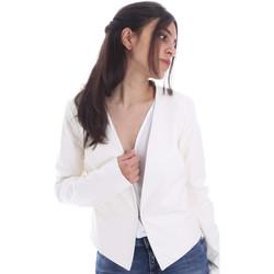 Textil Mulher Casacos  Gaudi 011FD38004 Branco