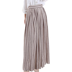 Textil Mulher Saias Gaudi 011FD75010 Bege