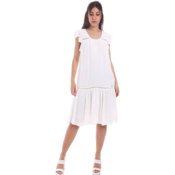 Textil Mulher Vestidos curtos Gaudi 011BD15015 Branco