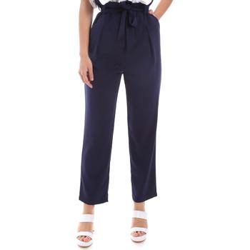 Textil Mulher Chinos Gaudi 011BD25040 Azul