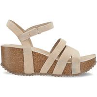 Sapatos Mulher Sandálias Docksteps DSE106442 Bege