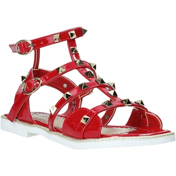 Sapatos Rapariga Sandálias Joli JT0079S Vermelho