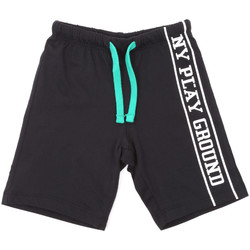 Textil Criança Shorts / Bermudas Melby 70F5574 Preto