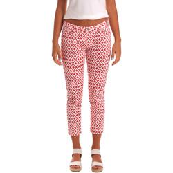 Textil Mulher Calças curtas Gaudi 811BD25013 Branco